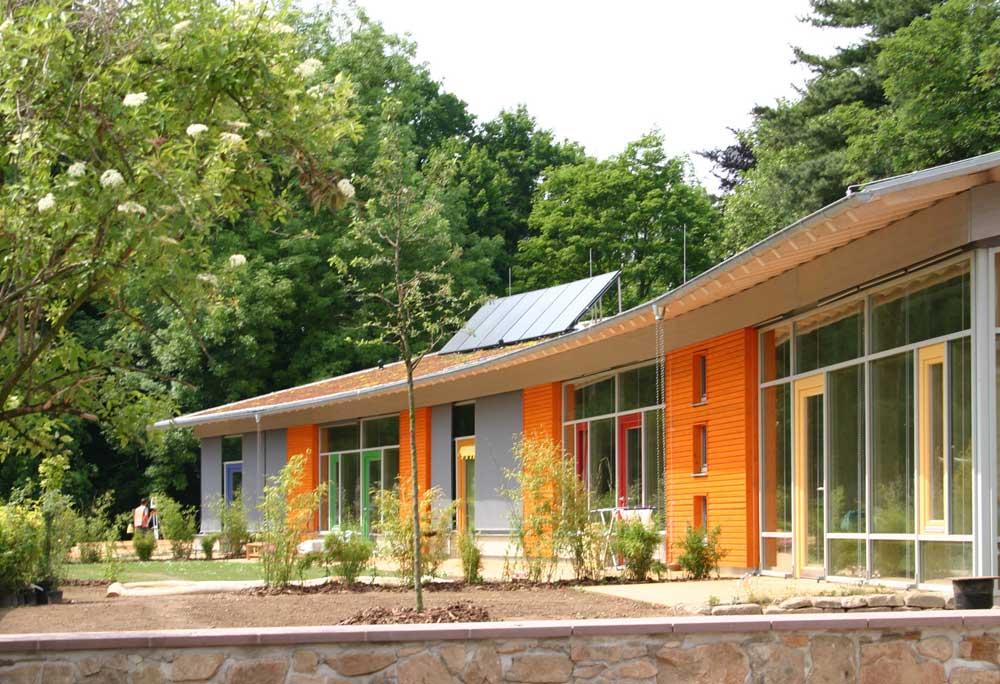 Passivhaus Dresden Reiter Architekten Gmbh Okologische