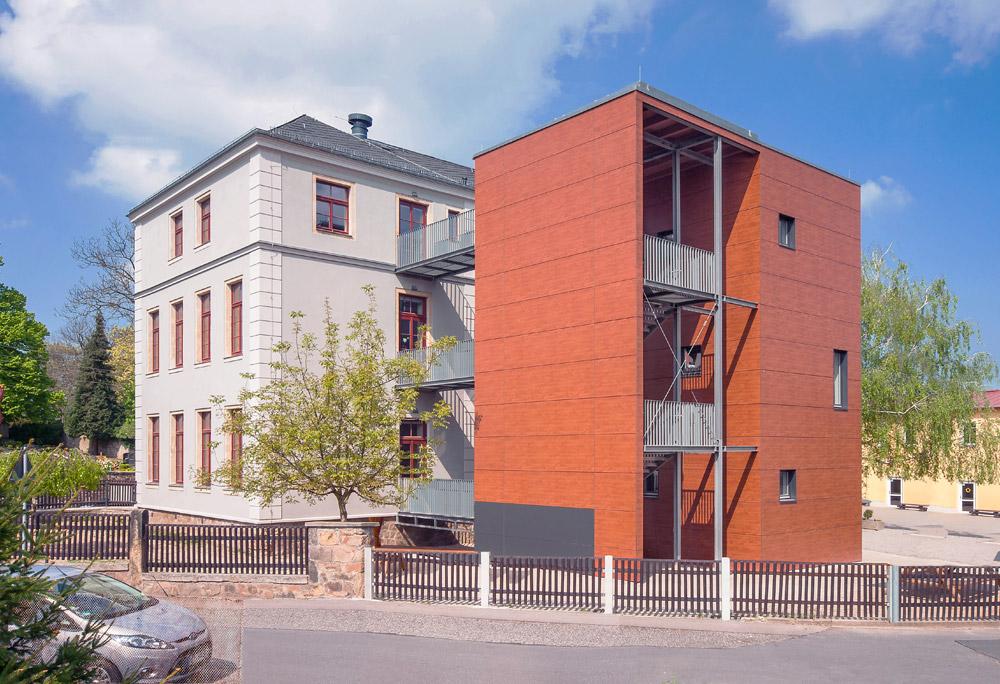 Passivhaus Dresden Reiter Architekten Gmbh ökologische